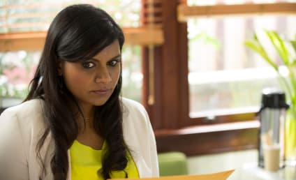 The Mindy Project Season 3 Episode 3 Review: Crimes & Misdemeanors & Ex-BFs