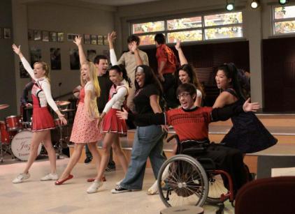 Watch Glee Season 1 Episode 13 Online