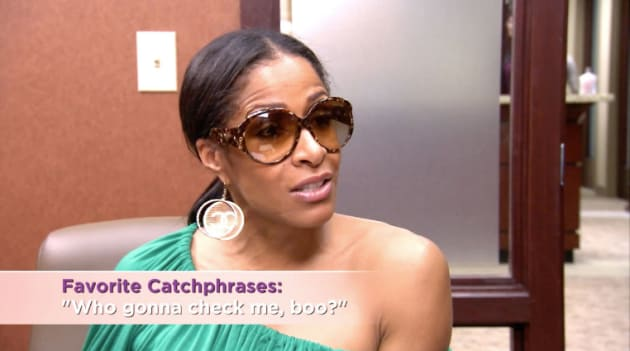 Favorite Catchphrases - The Real Housewives of Atlanta