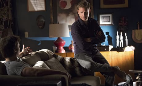 Total Best Friends - The Vampire Diaries Season 6 Episode 10