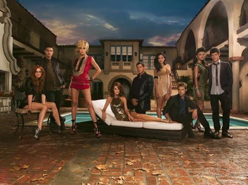 Melrose Place Cast Photo