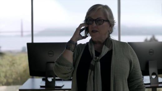 Lyndsay Threatens - Chance Season 2 Episode 6