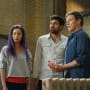 Reed, Marcos, and Blink - The Gifted Season 2 Episode 6
