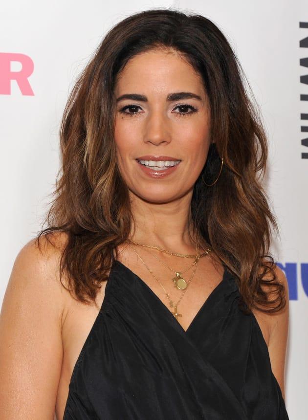 Ana Ortiz Attends Event