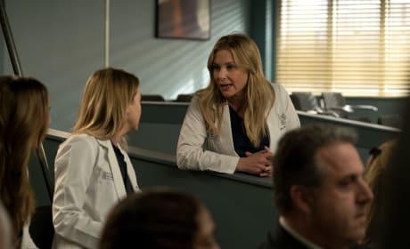 Between you and Me - Grey's Anatomy Season 14 Episode 20