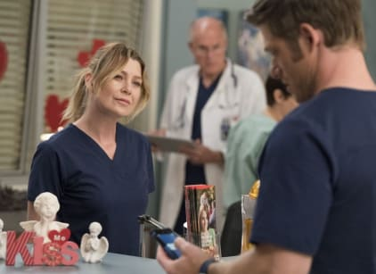 Watch Grey's Anatomy Season 15 Episode 12 Online