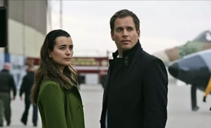 Michael Weatherly and Cote de Pablo Reunite at CBS!