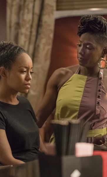 Charley Hits a Low Point - Queen Sugar Season 4 Episode 9