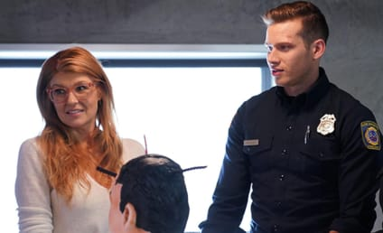 9-1-1 Finale Trailer Reunites Buck and Abby (With a Devastating Twist!)