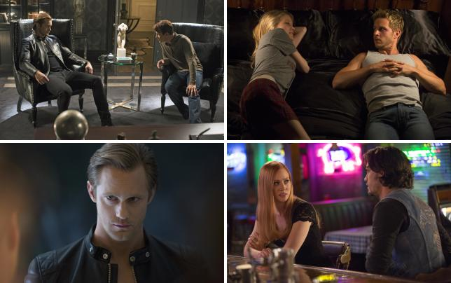 Eric and bill true blood s7e9
