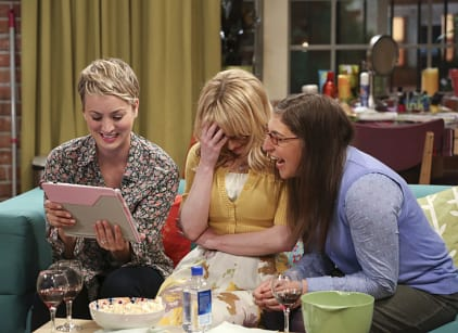 Watch The Big Bang Theory Season 8 Episode 14 Online
