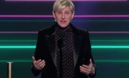 Ellen DeGeneres Says Toxic Workplace Allegations Felt 'Orchestrated'