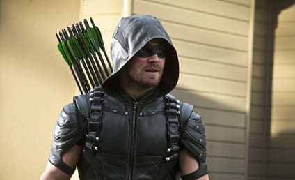 Arrow Season 4 Episode 22 Review: Lost in the Flood