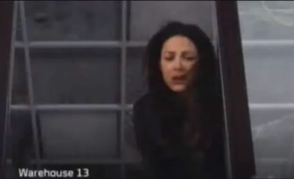 Warehouse 13 Promo: Speak, Stukowski!