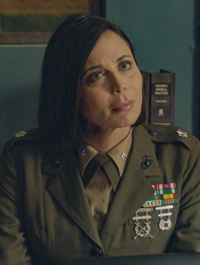 Seeking Help - NCIS: Los Angeles Season 11 Episode 22