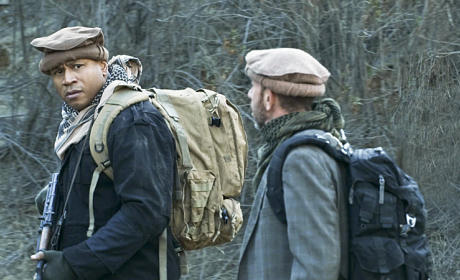 Sam and Granger Search for Kenzi