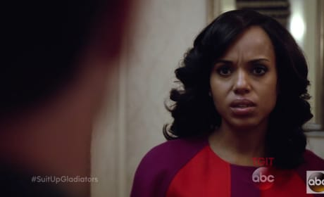 Scandal Return Promo: Goodbye, White Hat!
