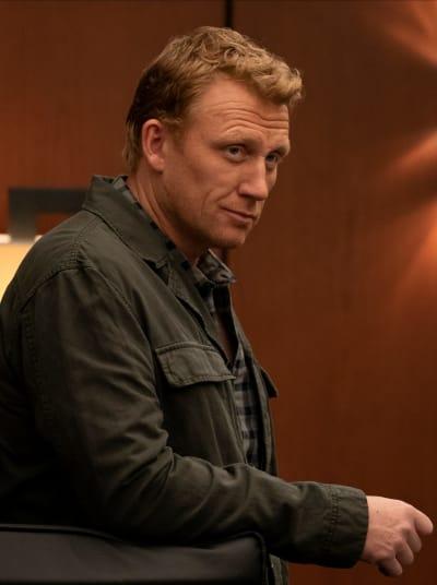 Owen's Oblivious - Tall  - Grey's Anatomy Season 16 Episode 13