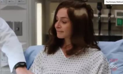 Grey's Anatomy Promo: If She Dies Young...