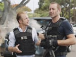 Through The Jungle - Hawaii Five-0