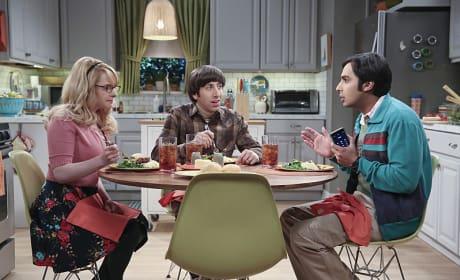 Raj Has a Dilemma - The Big Bang Theory Season 9 Episode 14
