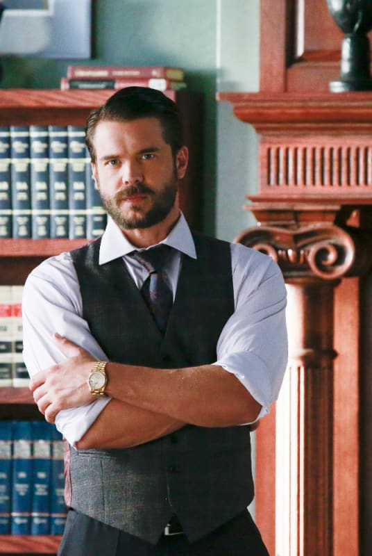 Frank - How To Get Away With Murder Season 2 Episode 4