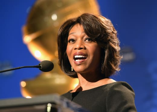 Alfre Woodard Announces Golden Globes