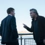 Woz Confronts Stahl - Shades of Blue Season 2 Episode 6