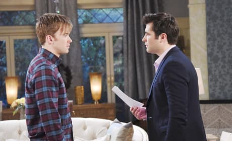 Will and Sonny Panic - Days of Our Lives