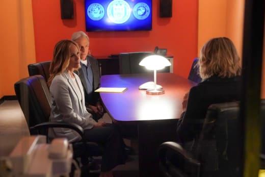 A Meeting - NCIS Season 16 Episode 19