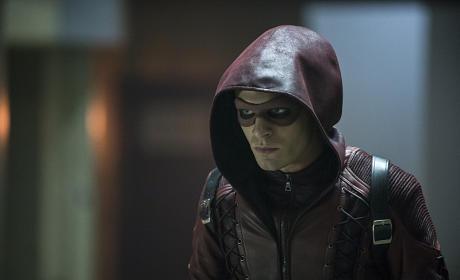Arsenal - Arrow Season 3 Episode 1