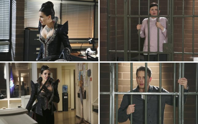 Out of the vault once upon a time s4e11
