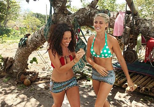 Alicia Rosa and Kat Edorsson