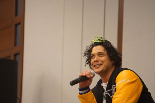 Bob at Conageddon  - The 100