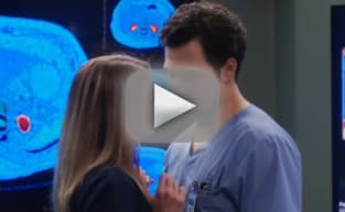 Grey's Anatomy Midseason Finale Promo: A Storm is Coming and It's SEXY AF!!