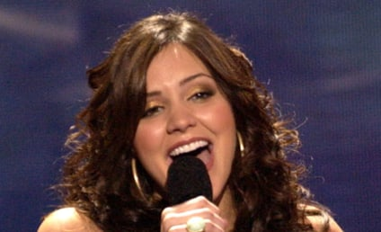 Katharine McPhee: Album, American Idol Talk