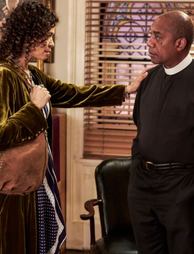 Important Decisions - Tall  - God Friended Me Season 1 Episode 17