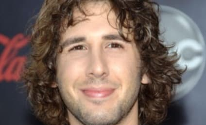 "Josh Groban to Portray ""Absolute Jerk"" on Glee"