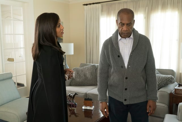 Too Weak! - Scandal Season 7 Episode 9