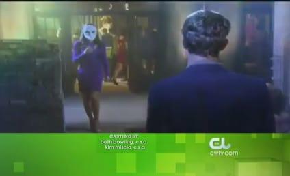 Gossip Girl Promos: Phantom of the Opera Sex Games!