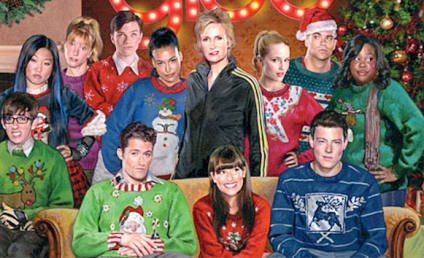 Glee Spoilers: Santa Claus Coming to Town!