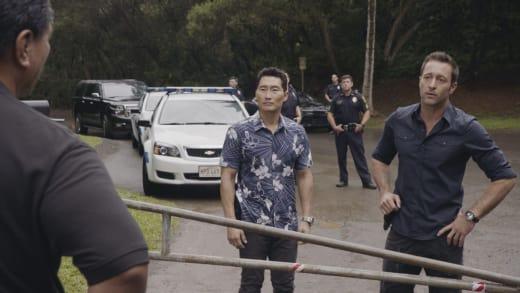 Seeking Asylum - Hawaii Five-0