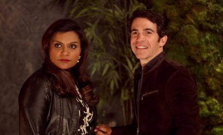 Meeting the Professor - The Mindy Project