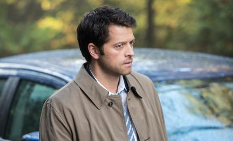 Castiel is listening - Supernatural Season 12 Episode 9