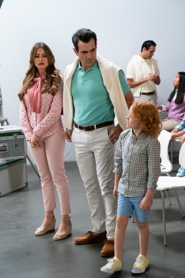 modern family saison 1 episode 24