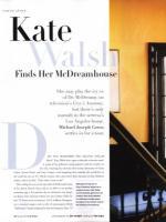 Kate at Home