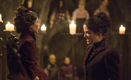 Vanessa Defeats Lucifer - Penny Dreadful Season 2 Episode 10