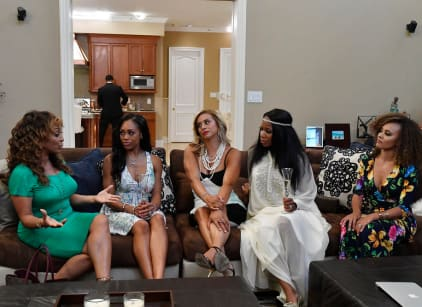 Watch The Real Housewives of Potomac Season 2 Episode 1 Online