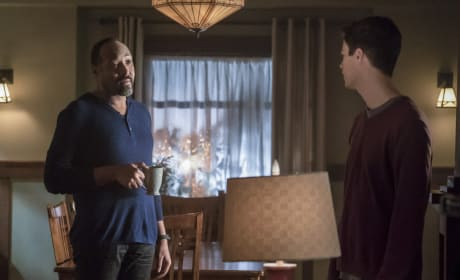 Grief Counseling - The Flash Season 3 Episode 23