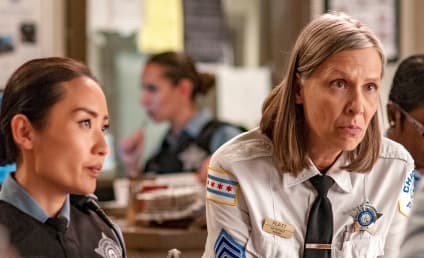 Chicago PD: Amy Morton On Platt's Road Back From Revenge